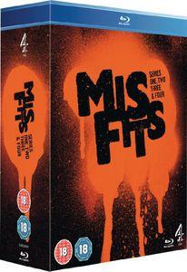 Misfits: Series 1 - 4 [Import]