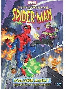 The Spectacular Spiderman 8