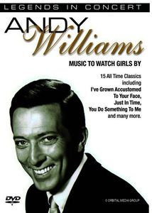 Andy Williams: Legends in Concert