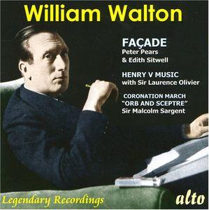 Facade Music & Scenes from Henry V