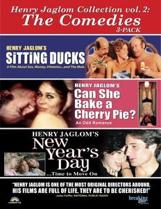 Henry Jaglom Collection Vol. 2: The Comedies