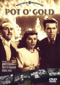 James Stewart, Paulette Goddard [Import]