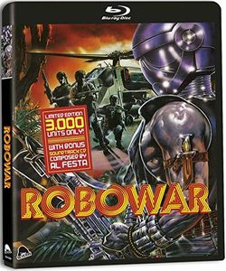 Robowar (Limited Edition)