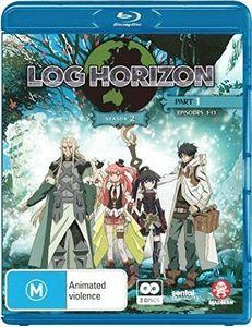 Log Horizon Season 2 Part 1: Eps 1-13 [Import]