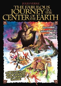 The Fabulous Journey to the Center of the Earth