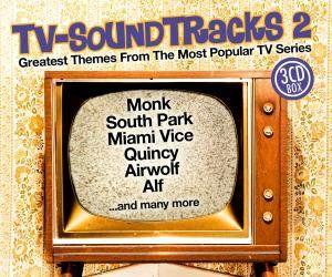 Tv-Soundtracks 2 /  Various