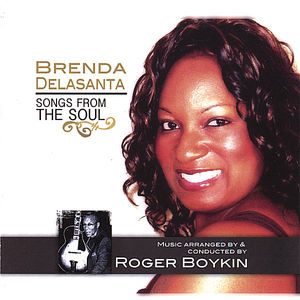 Delasanta, Brenda : Songs from the Soul