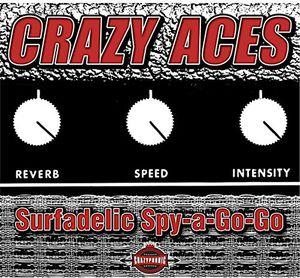 Surfadelic Spy-A-Go-Go