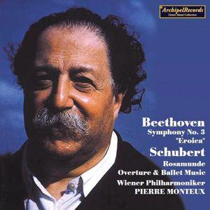 Sinfonie 3 Schubert Rosamu