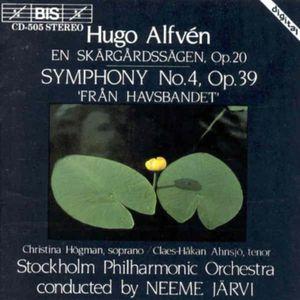 Symphony 4 /  en Skargardssagen