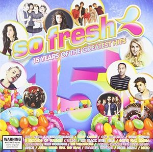 So Fresh: 15 Years Of The Greatest Hits /  Various [Import]