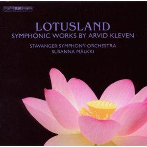 Lotusland-Symphonic Works By Arvid Kleven