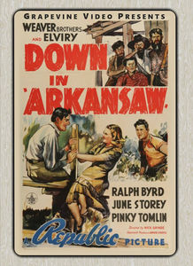 Down in 'Arkansaw' (1938)