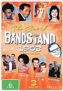 Best of Bandstand 6-1963 /  Various [Import]