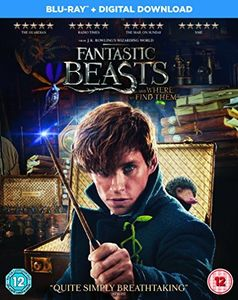 Fantastic Beasts & Where To Find Them [Import]