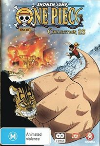 One Piece (Uncut)-Collection 25 [Import]