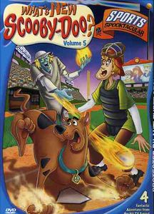What's New Scooby Doo 5: Sports Spooktacular