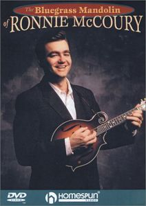 Bluegrass Mandolin of Ronnie McCoury