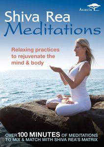 Shiva Rea: Meditations