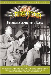 The Three Stooges: Stooges and the Law
