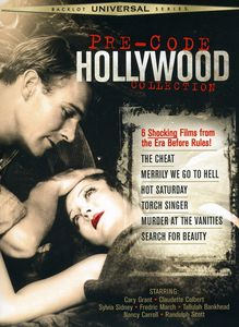 The Pre-Code Hollywood Collection