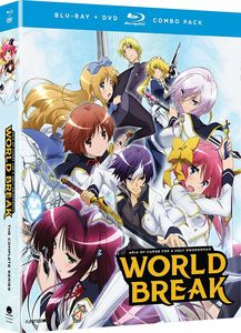 World Break: Aria Of Curse For A Holy Swordsman - Complete Series - Essentials