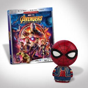 Avengers Infinity War Iron Spider Dorbz Bundle