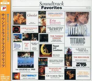Soundtrack Favorites (Original Soundtrack) [Import]