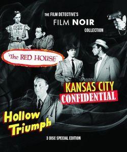 The Film Detective's Film Noir Collection