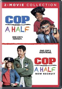 Cop and a Half /  Cop and a Half: New Recruit: 2-Movie Collection