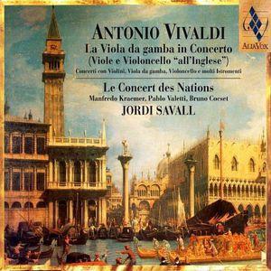 La Viola Da Gamba in Concerto