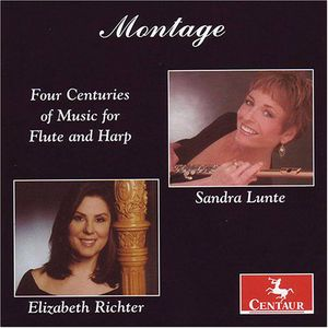 Montage: Four Centuries of Music for Flute & Harp