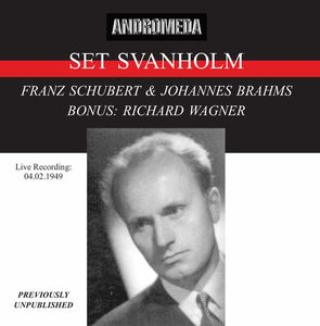 Lieder /  Set Svanholm Arne