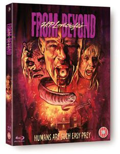 From Beyond (Blu Ray) [Import]