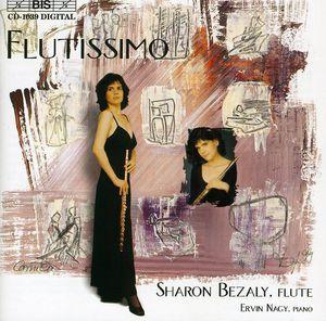 Flutissimo: Bezaly Plays Virtuoso Flute Music