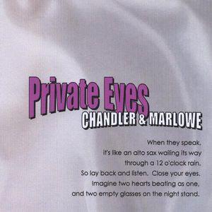 Private Eyes: Chandler & Marlowe