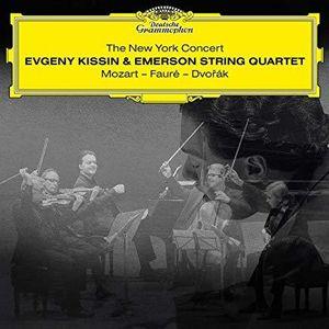 The New York Concert: Mozart - Faure - Dvorak
