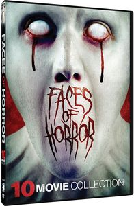 Faces of Horror: 10 Movie Collection