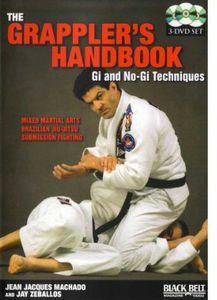 The Grappler'S Handbook: Gi and No-Gi Techniques 3-DVD Set