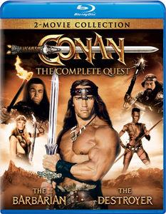 Conan: The Complete Quest