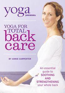 Yoga Journal: Yoga for Total Back Care