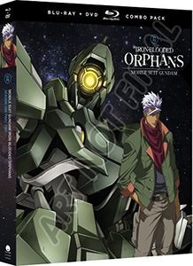 Mobile Suit Gundam: Iron-Blooded Orphans - Season One Part Two