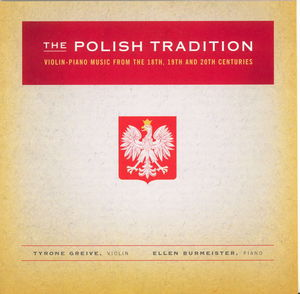 Polish Tradition: Violin Piano Music