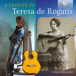 Tribute to Teresa de Rogatis