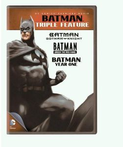 Batman: Triple Feature