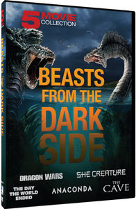 Beasts from the Darkside - 5 Movie Collection DVD