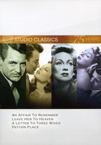 FOX Studio Classics (An Affair to Remember /  Leave Her to Heaven /  A Letter to Three Wives /  Peyton Place)