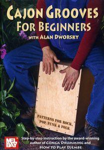Cajon Grooves for Beginners