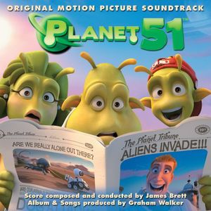 Planet 51 /  O.S.T. [Import]