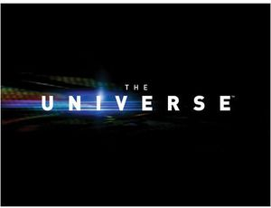 Universe: Liquid Universe